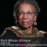 In June, CR co-founder Ruth Gilmore sat down on the Laura Saunders show to expose the political geography of prisons, illuminating the way our criminal legal system owes its current manifestations to the very nature of our economy. Watch her segment here.