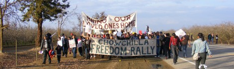 Chowchilla Freedom Rally: Video + Photo Gallery