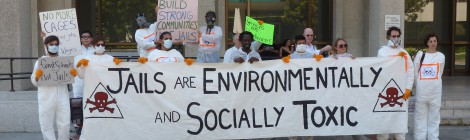 Earth Day Protest in San Mateo