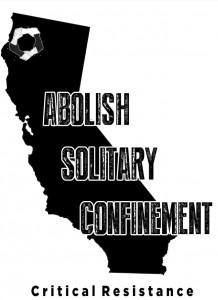 Abolish Solitary confinement map