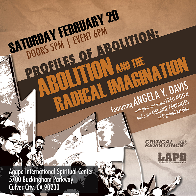 Profiles in Abolition: Highlighting Ongoing Struggle to