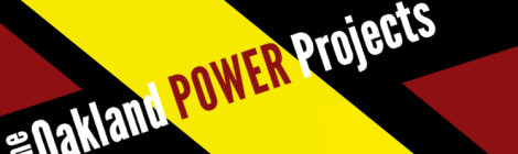 """2017 Oakland Power Projects Know Your Options Workshops: """"POLICING IS A HEALTH HAZARD"""""""