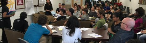 Upcoming Events in LA + Organizing in Antelope Valley