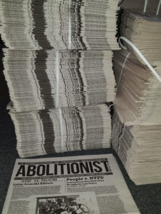 abolitionism and the uplift movement Manisha sinha's the slave's cause is a synthetic work that traces the long trajectory of the anti-slavery movement in the united states and places it into an she also adds that 'abolitionist notions of racial uplift were tied to a commitment to civic equality' and maintains that even if paternalistic, abolitionist.