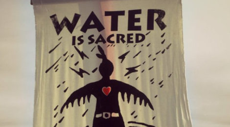 CR in Solidarity with Standing Rock