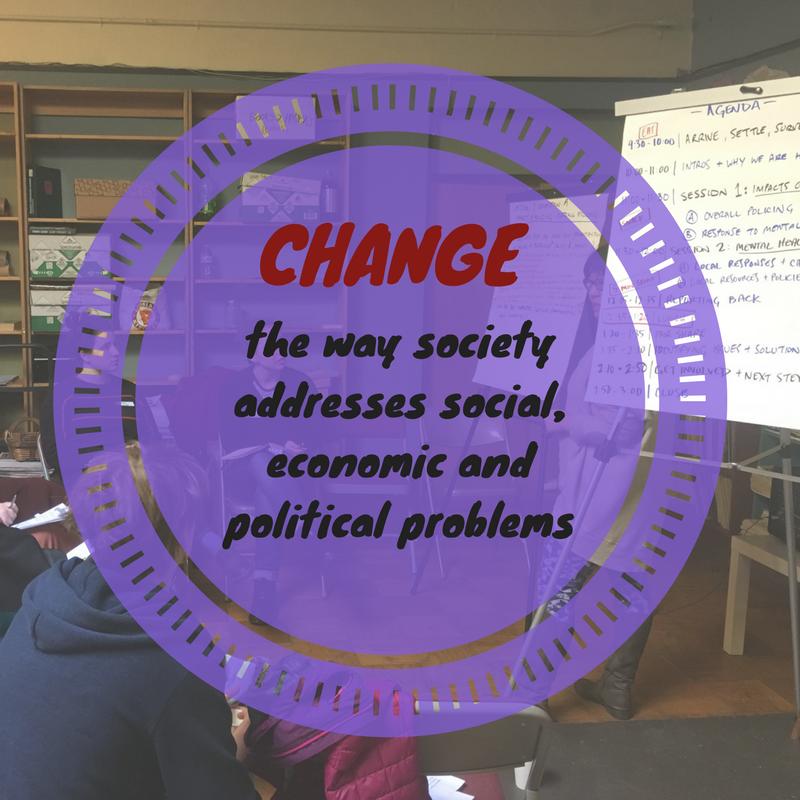 Abolition of Policing Workshop – Critical Resistance