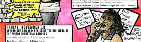 Chicago for Abolition! Summit Nov. 8-12