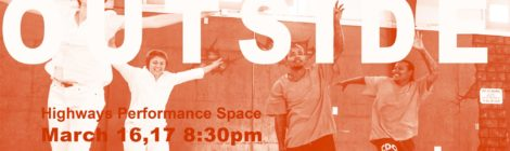Los Angeles, March 14- 17: Workshops, Classes and INSIDE OUTSIDE dance performance