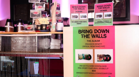 CR NYC + Bring Down the Walls: Album proceeds go to CR