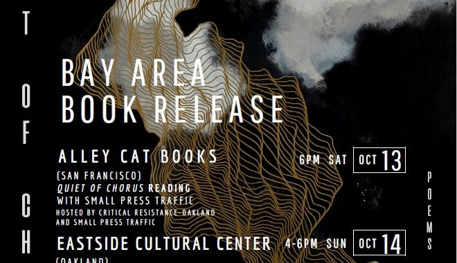 """Quiet of Chorus"" Book Release Events in the Bay Area"