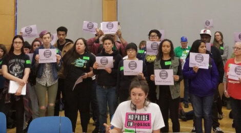 Portland Demands People's Budget Over Policing