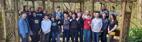 We completed the first phase of our Abolitionist Training School!